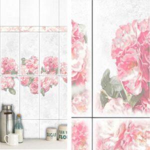 Панели ПВХ VOX Digital print - Мотиво Роза