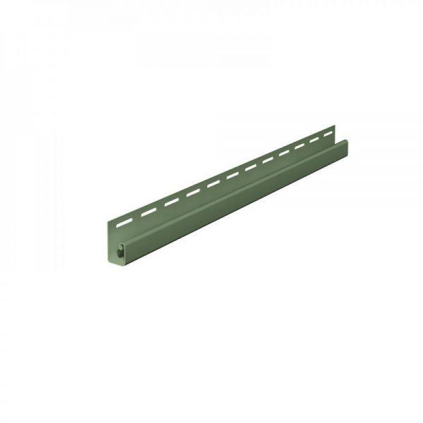 J-планка Светло-зеленая S-15
