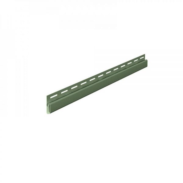 Планка финишная Светло-зеленая S-14