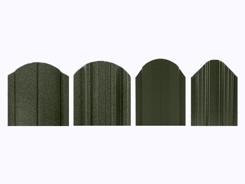 Зелёный Хром RAL 6020 Мат