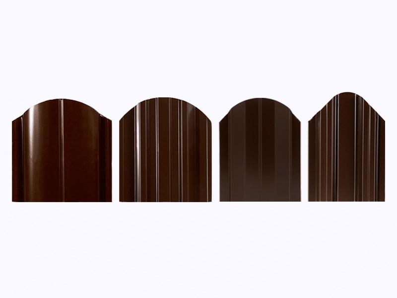 Серо-коричневый RAL 8019 Глянец