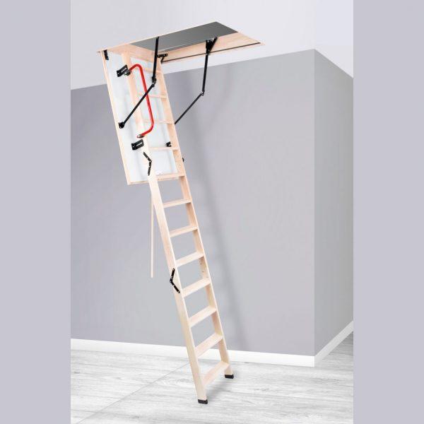 Чердачная лестница OMAN Long Termo