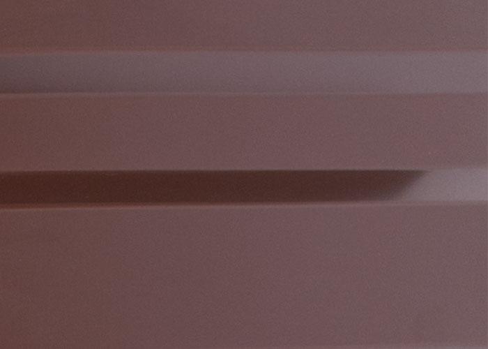 Шоколадно-коричневый RAL 8017 Глянец
