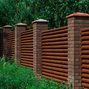 Забор-Жалюзи «ПОД ДЕРЕВО»