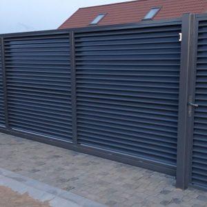 Забор-жалюзи Виола